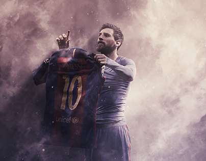 500 goals with Barcelona