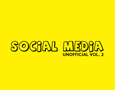 Social Media (unofficial Vol.2)