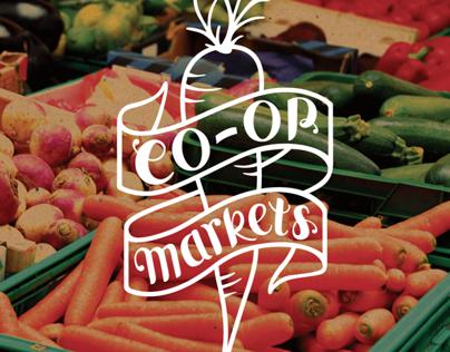 Co-Op Markets Identity