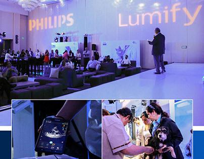 Cobertura Philips Lumify