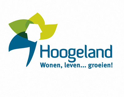 Branding - 'Hoogeland - residential district'