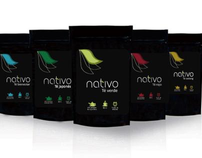 Nativo brand tea