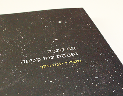 Poetry/Space book