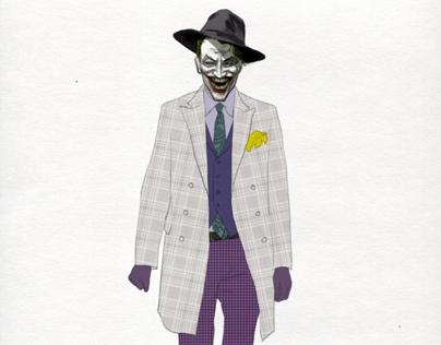 Joker Lookbook