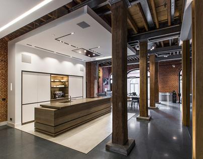 Bower & Wilkins Benelux office