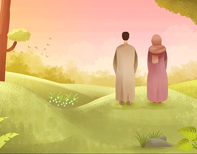 men and woman in islam