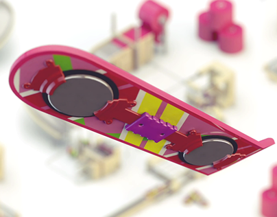 Back to the Future - Hoverboard Factory