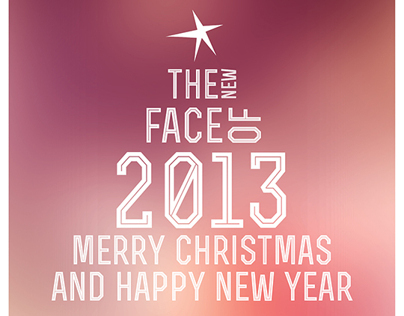 Merry Christmas and Happy New Year | Poster  Design