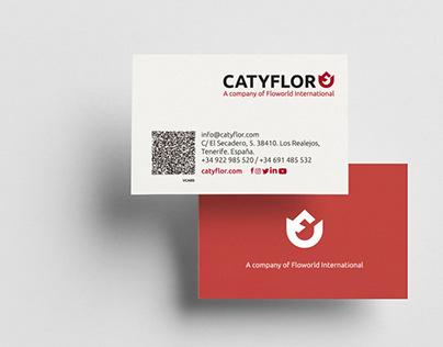 Catyflor Brand identity