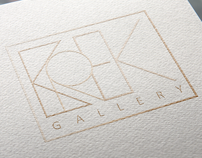 Logo versions for gallery