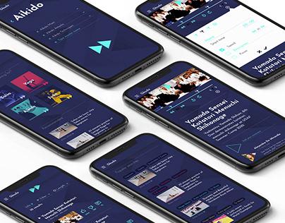 """""""Gbudo"""" — UI/UX Design"""