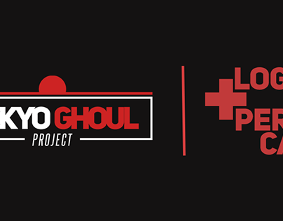 Tokyo Ghoul Project - Logo & Facebook Cover