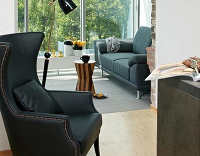 Modern Living Room 2017
