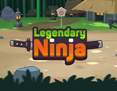 Legendary Ninja project