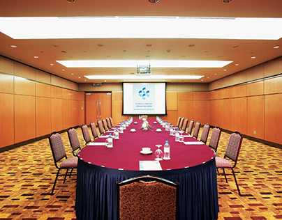 Cac kieu setup phong hoi nghi - Conference room setup