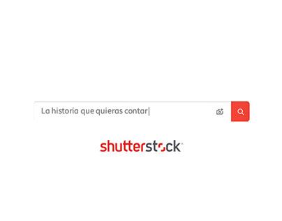 Shutterstock - La historia que quieras contar -
