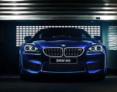 BMW M6 Gran Coupe Catalogue