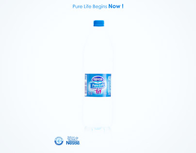 Unofficial Ads For Nestle water