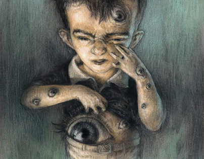 Ocho Porciones De Terror