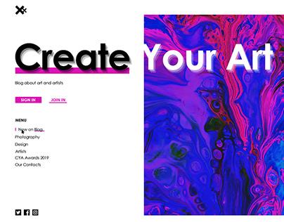 Create Your Art Shot