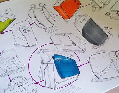 Weekly Design Challenge - Laptop Sleeve