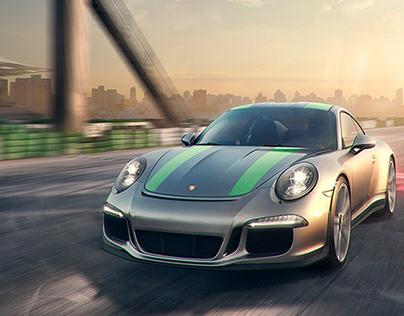 Porsche R Racing