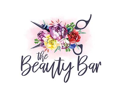 The Beauty Bar Salon Logo