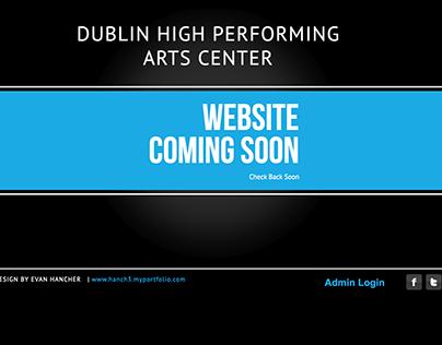 Dublin High School Performing Arts Center