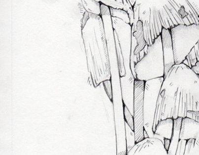 Winter Sketchbook