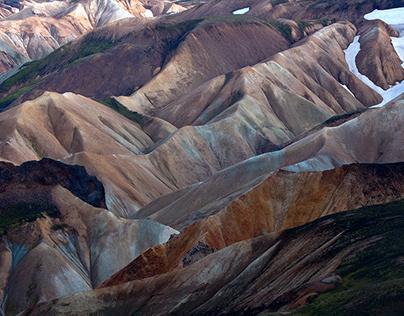 #2 Colors of Iceland. Landmannalaugar.