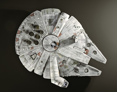 Star Wars Battlefront - Millennium Falcon