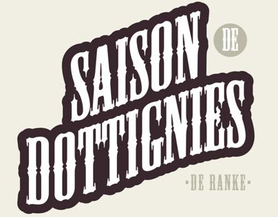 Saison de Dottignies, poster.