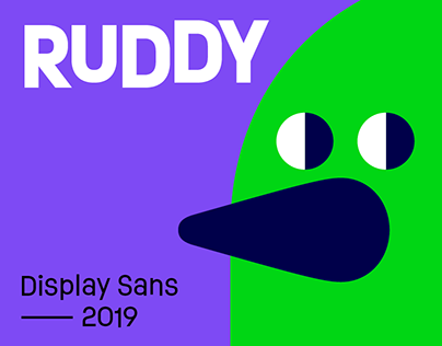 Ruddy – Type Family