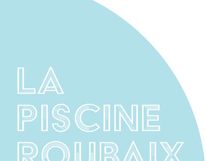 Art book school project - La Piscine de Roubaix
