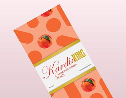 Kardio King Packaging Design