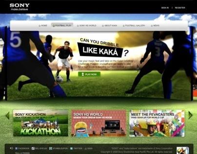 Sony Football