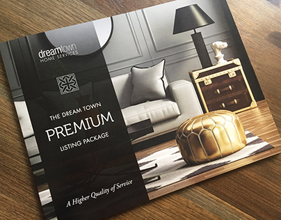 Dream Town Premium Listing Brochure