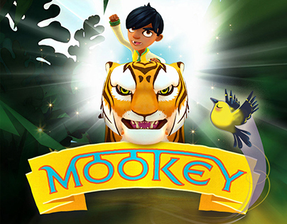 Mama Mae & LeeLee: Mookey the Tiger
