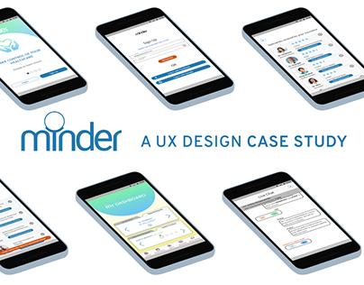 MiNDER UX Case Study