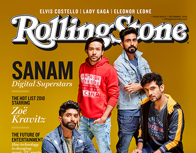 Rolling Stone December Cover