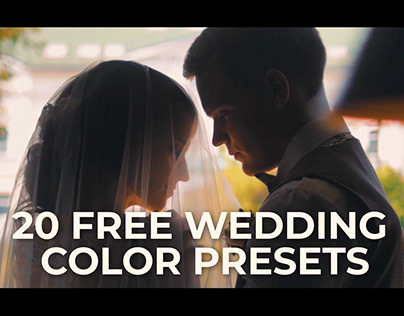 Free Wedding color presets for Premiere Pro