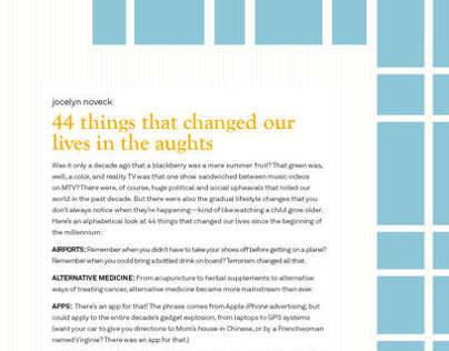 Defining the Decade: Website