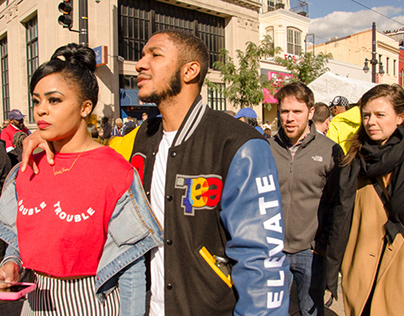 A Gentrified H Street Festival in Washington, DC