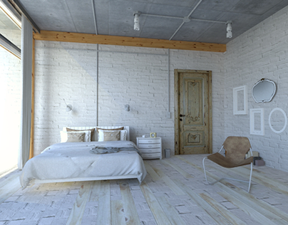 Scandinavian Style_Interior project