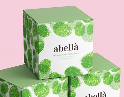 Packaging - Crema facial ecológica