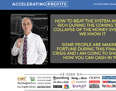 Review: Accelerating Profits – Forex Trading System
