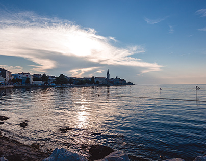 The beauty of Porec