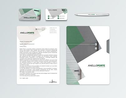 Anello Porte/Corporate Identity