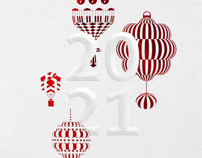 LDF 2021 New Year's card