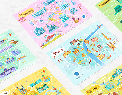 Tourist maps